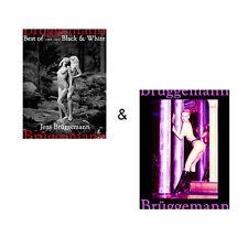 2 EROTIK-Bildbände NEU: BEST OF COLOR + BEST OF B&W beide limit. Aufl. 300 Ex.!!