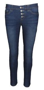 Sublevel Damen Push Up Jeans D8615K61634D145 Stone Wash