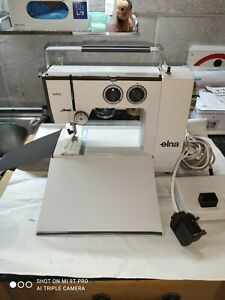 Elna Lotus Type 25 electric sewing machine. Fantastic used condition.