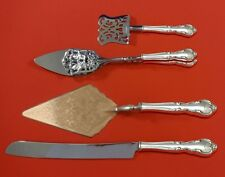 American Classic by Easterling Sterling Silver Dessert Serving Set 4pc Custom