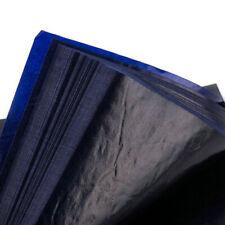 32K Carbon Papier Blau Doppelseitig Kohlepapier Copier Transfer Büro Supplies