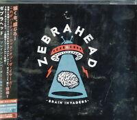 ZEBRAHEAD-BRAIN INVADERS-JAPAN CD BONUS TRACK E78