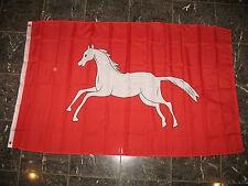 3x5 Hannover Horse Flag Rough Tex Knitted Flag 3'x5' Banner
