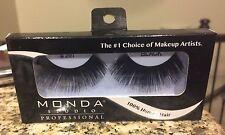 Monda studio professional false eyelashes #201 black