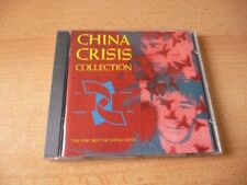CD China Crisis - Collection - The Very Best of China Crisis - 14 Songs