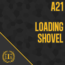 CPCS Theory Test Study Notes for A21 Loading Shovel