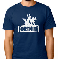 Fortnite Kids T-Shirt Boys Girls Gamer Gaming Tee Top