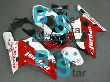 Red Glossy GSX-R600 Fairing Fit SUZUKI GSXR600 GSXR750 2002 2001-2003 14 A6