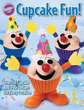 Cupcake Fun Book from Wilton #795 - NEW