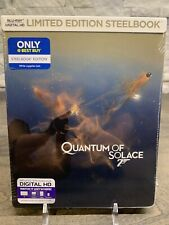 Quantum Of Solace Steelbook Blu-ray And Digital 007 James Bond Sold Out At BB