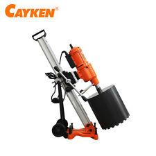 "Cayken 10"" Diamond Core Drill Concrete With Aluminum Stand Scy-2550Bcem"