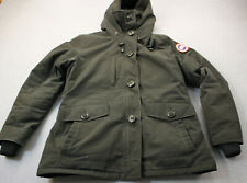 Canada Goose Men Black Chateau Slim Fit 625 Power Down Parka Jacket Coat XL $895