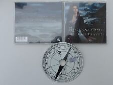 CD ALBUM ROSANNE CASH Rules of travel