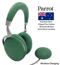 Parrot Zik 3 Bluetooth Wireless ANC Active Noise Cancelling Headphones Green
