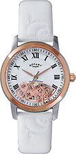 Rotary Analog Round Wristwatches