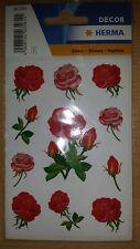 HERMA Sticker Rosen - Aufkleber zum Dekorieren