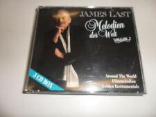 Cd  James Last  – Melodien Der Welt 2