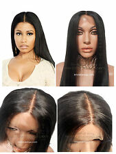 Gawdess long deep part lace front wig,Nicki Minaj lace wig,lace front beyonce