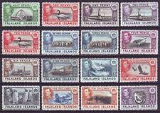 Falkland Islands 1938 SC 84-96 MH Set