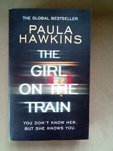The Girl On The Train von Paula Hawkins English Edition Neuwertig