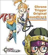 Chrono Trigger Original Soundtrack CD Game Music Playstation PS Japan