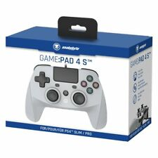 SNAKEBYTE GAME PAD 4 S FOR PS4 & PS4 PRO - GREY - NEW & SEALED