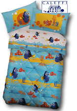 CALEFFI Disney. Quilt, Winter Duvet Finding DORY IN Microfiber Single