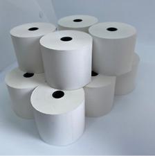 More details for 80mm paper till rolls  (box 20 rolls)