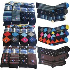 Cotton Blend Argyle, Diamond Multipack Socks for Men