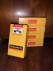 Kodak KODACOLOR-X Color Negative Film 126 Cartridge