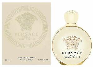 Versace Eros Femme Perfume for Women 3.4 oz EDP Spray - Brand New In Box