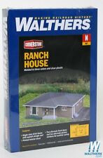 N Walthers Cornerstone kit 933-3838 * Ranch House