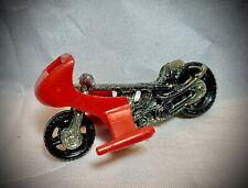 Vintage 1979 Corgi Juniors *Pink Panther Motorcycle* UAC Geoffrey 1/64 Diecast
