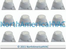 """12x 3"""" HVAC AIR CONDITIONING HEAT PUMP CONDENSER RISER LIFTER STANDS 93600 HPR-3"""