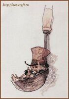 "Counted Cross Stitch Kit NEOCRAFT - ""Ladle"""