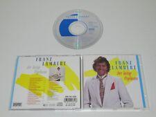 FRANZ LAMBERT/DER LUSTIGE ORGELMANN(BELLAPHON 290 05 026) CD ALBUM