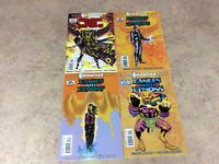 DANCES WITH DEMONS #1,2,3,4 OF 4 LOT OF 4 COMIC NM 1993 MARVEL