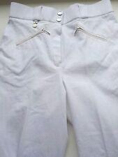 Pantalon/culotte équitation blanc femme Olivier Townend Neuf super qualité