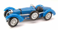 Model Car Scale 1:18 Burago Bugatti Type 59 1934 & modellcar Static D