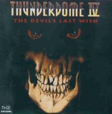 Thunderdome 4-The Devil's last Wish (1993) | 2 CD | Hardsequencer, Charly Low...