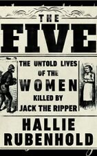 The Five by Hallie Rubenhold  9781784162344