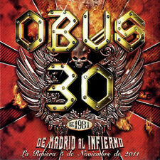 OBUS De Madrid al Infierno 2CD DVD