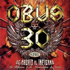 OBUS De Madrid al Infierno 2CD DVD