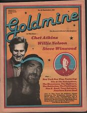 Goldmine No.64 September 1981 Chet Atkins, Willie Nelson EX 122115DBE