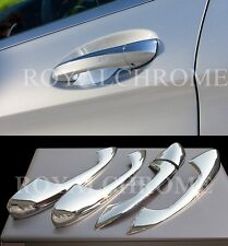 US Seller Door Handle Covers x4 for Mercedes W213 E Class E63 AMG CHROME