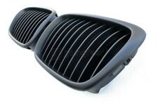 For BMW E39 5 Series Saloon Touring Black Kidney Sport Front-Grill M M5 95-04