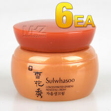 Sulwhasoo Concentrated Ginseng Renewing Cream Mini 6EA Anti-Aging Amore Pacific
