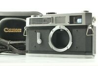 [NEAR MINT] Canon Model 7 35mm Rangefinder Film Camera Body w/ Case  JAPAN 18