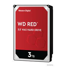Western Digital Red 3TB Neuwertig Intern Sata III NAS Hard Drive HDD (WD30EFRX)