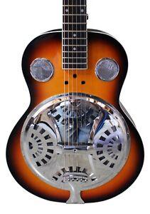 Axiom Drifter Resonator Guitar with Pickup Quality Resonator Guitar